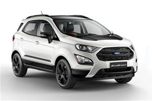 Ford EcoSport Thunder launched at Rs 10.18 lakh