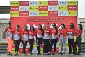 Ahura Racing announces all-women driver line-up for 2019 JK NRC