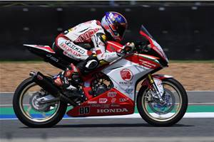 2019 ARRC: Rajiv Sethu secures points finish for Honda in Round 3