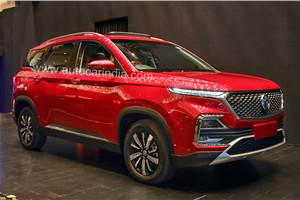 MG Hector bookings open officially