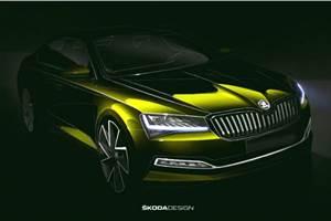 Next-gen Skoda Octavia to be unveiled at 2019 Frankfurt motor show