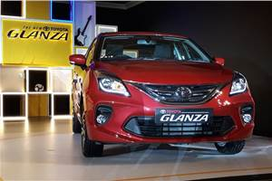 Toyota Glanza launched at Rs 7.22 lakh