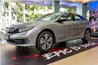 Discounts of up to Rs 1.15 lakh on Honda cars