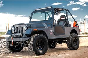 Mahindra Roxor automatic to launch in North America soon