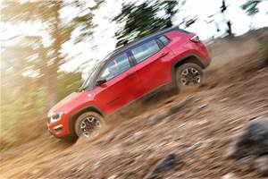 India-spec Jeep Compass Trailhawk: 5 things to know