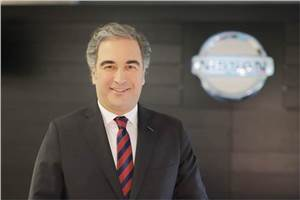 Sinan Ozkok appointed president of Nissan's India operations