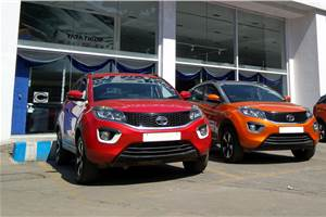 Discounts of up to Rs 86,000 on the Tata Hexa, Tiago, Nexon and more
