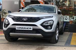 Tata Harrier prices hiked