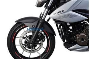 Suzuki Gixxer 250 images leaked