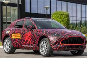 Aston Martin DBX pre-production begins