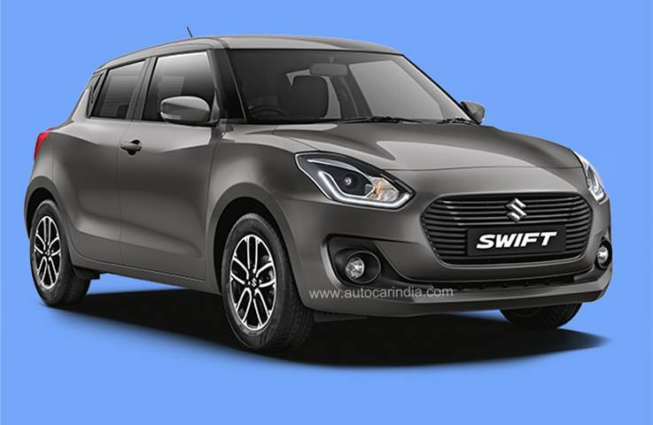 BS6 Maruti Suzuki Swift priced from Rs 5.14 lakh