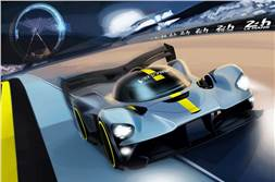 Aston Martin to race Valkyrie in 2020/21 WEC