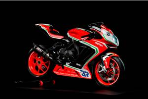 MV Agusta F3 RC launched at Rs 21.99 lakh