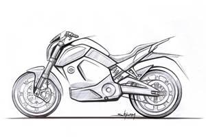 Upcoming Revolt e-bike to get an artificial exhaust sound