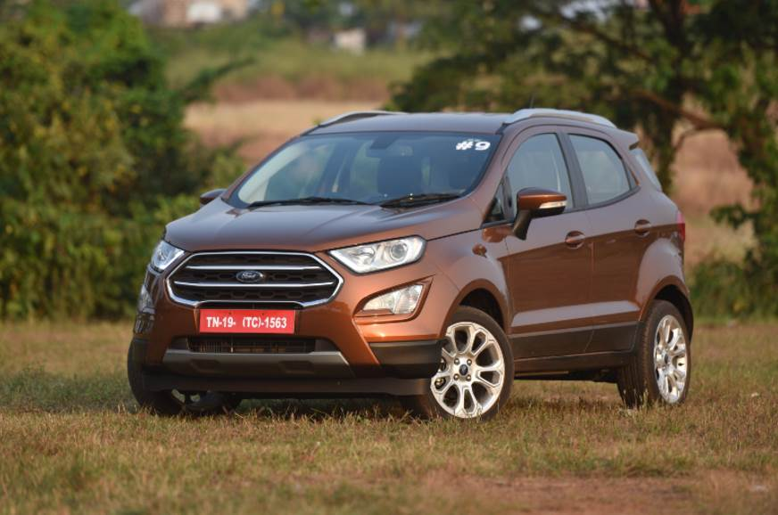 Discounts of up to Rs 1.25 lakh on 2018 Ford Aspire, Free...
