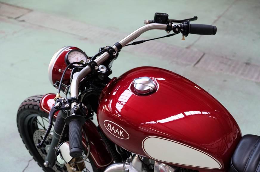 BAAK Motocyclette