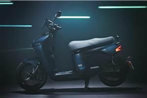 Yamaha EC-05 electric scooter revealed