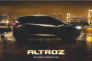 India-spec Tata Altroz to be unveiled next month