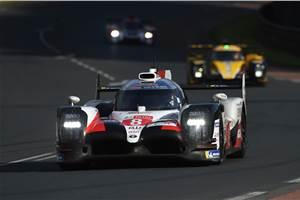 Alonso, Buemi and Nakajima take WEC title with Le Mans win