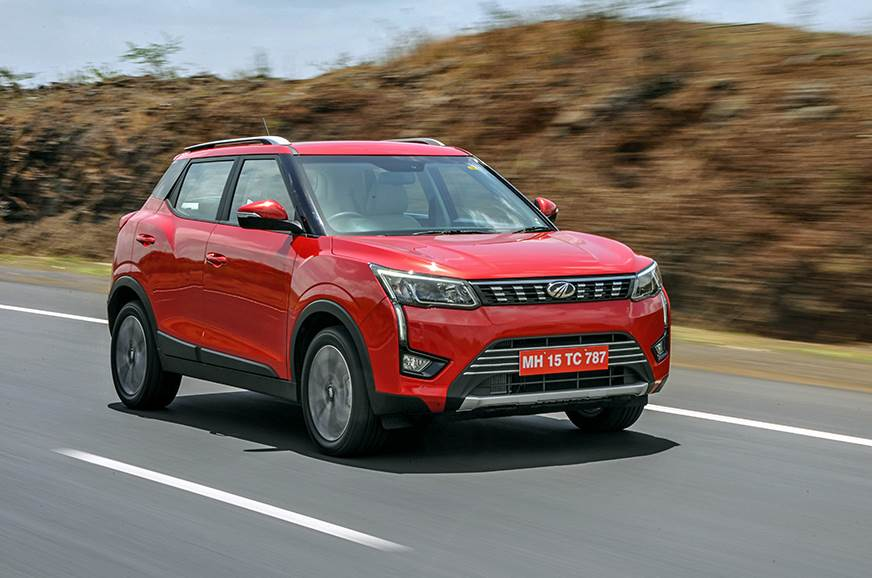 2019 Mahindra XUV300 AMT review, test drive