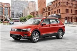 VW T-Roc, Touareg, Tiguan Allspace India-bound