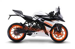 KTM RC 125 launched at Rs 1.47 lakh