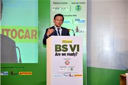Transition to BS6 will hit vehicle demand: Maruti Suzuki CEO
