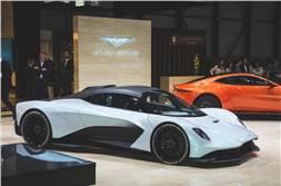 Aston Martin's new mid-engine hypercar named Valhalla