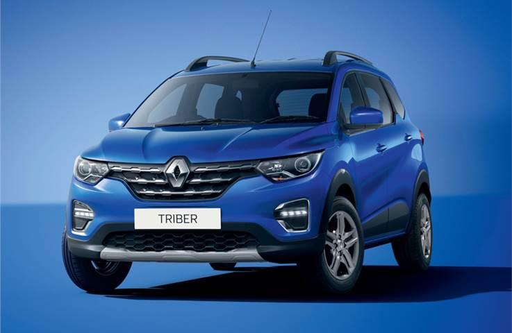 Renault Triber: A close look