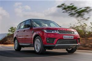 Range Rover Sport 2.0 petrol review, test drive
