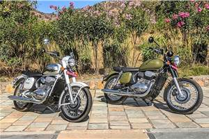 Jawa dual-channel ABS deliveries to start soon
