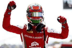 2019 F3 France: Jehan Daruvala scores back-to-back race wins
