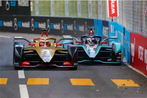 Vergne extends championship lead with Swiss E-Prix win