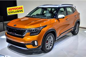 Kia Seltos dimensions and engine details revealed