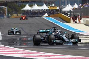 Hamilton wins 2019 French GP in commanding fashion
