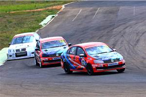 Volkswagen Motorsport India dominates on ITC debut