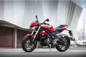 Triumph Jaipur dealer offering discounts up to Rs 6.65 lakh