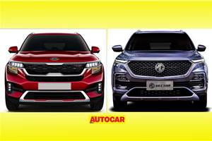 Kia Seltos vs MG Hector: The battle of the newcomers