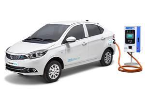 Tata Tigor EV priced from Rs 9.99 lakh