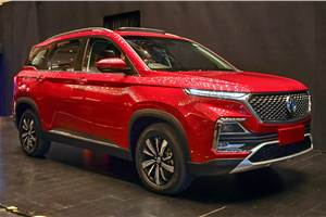 MG Hector variants explained