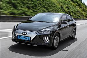 Hyundai Ioniq review, test drive