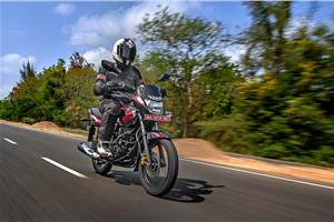 Bajaj Platina 110 H-gear review, test ride