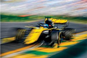 Special Feature: The Shape of Speed - Renault & Formula One