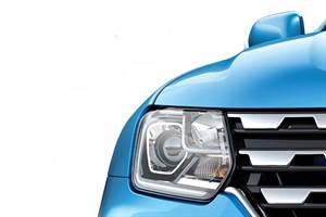 Renault Duster facelift teased ahead of launch