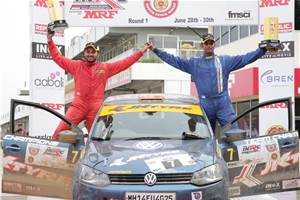 2019 INRC: Dean Mascarenhas wins South India Rally