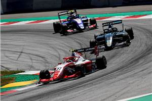 2019 F3 Austria: Jehan Daruvala takes 2nd place finish in Race 2