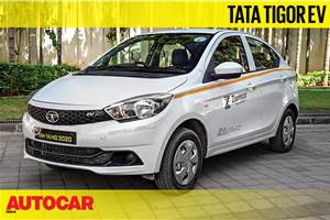 Tata Tigor EV video review