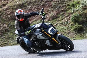 2019 Ducati Diavel 1260 S review, test ride