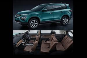 Seven-seat Tata Harrier to replace Hexa
