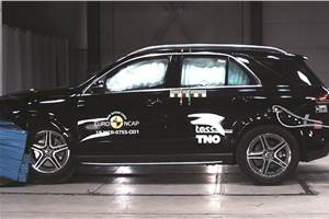 2019 Mercedes-Benz GLE secures 5-star Euro NCAP rating